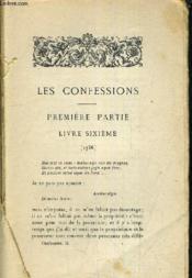 Les Confessions Tome 2. - Couverture - Format classique
