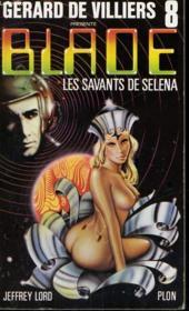 Les Savants De Selena - Couverture - Format classique