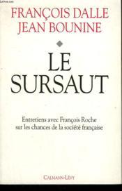 Le Sursaut. - Couverture - Format classique