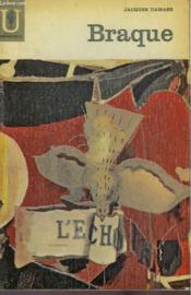 Georges Braque - Couverture - Format classique