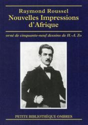 Nouvelles impressions d'Afrique ; 59 dessins d'Henri Achille Zo - Couverture - Format classique