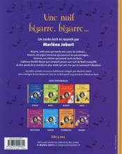 Marlène Jobert raconte ; une nuit bizarre, bizarre... pour faire aimer la musique de Bach - 4ème de couverture - Format classique