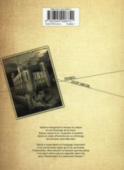 La tour fantôme t.9 - 4ème de couverture - Format classique