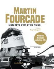 Martin Fourcade - Couverture - Format classique