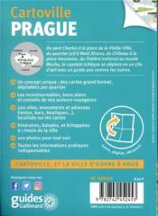 Prague (édition 2019) - 4ème de couverture - Format classique