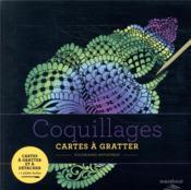 Cartes à gratter ; coquillages - Couverture - Format classique
