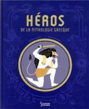 Top 10 des héros de la mythologie grecque - Couverture - Format classique