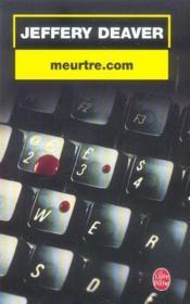 Meurtre.com - Couverture - Format classique