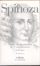 Traite de la reforme de l'entendement-ethique-lettres (monde) - Couverture - Format classique