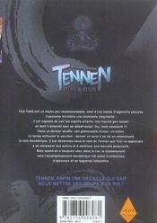 Tennen, pur et dur t.7 - 4ème de couverture - Format classique