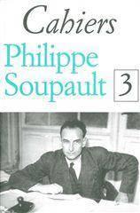 Cahiers philippe soupault / 3 - Couverture - Format classique
