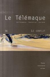 Revue Le Telemaque N.31 ; Le Conflit - Intérieur - Format classique