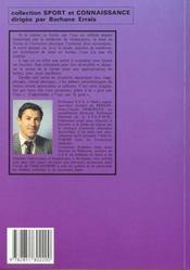 Gymnastique Aquatique - 4ème de couverture - Format classique