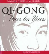 Qi-Gong Pour Les Yeux - Intérieur - Format classique
