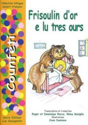 Frisoulin d or e lu tre ours - Couverture - Format classique