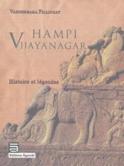 Hampi vijayanagar ; histoire et légendes - Couverture - Format classique