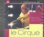 Le cirque - Couverture - Format classique