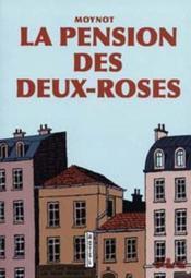 Pension des deux-roses (la) - Couverture - Format classique