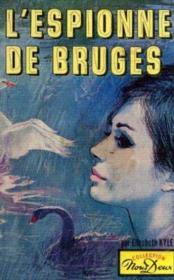L'espionne de Bruges - Couverture - Format classique
