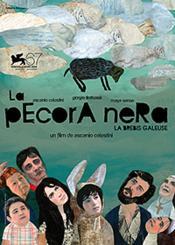 La Pecora Nera - Couverture - Format classique