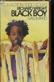 Black Boy. Collection : 1 000 Soleils. - Couverture - Format classique