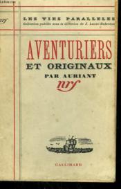 Aventuriers Et Originaux. - Couverture - Format classique