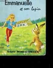 Emmanuelle Et Son Lapin - Couverture - Format classique