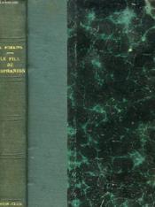 Le Fils De Jerphaon - Couverture - Format classique