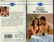 Un Mariage Sous Les Tropiques - A Taste Of Passion - Couverture - Format classique
