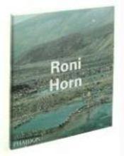 Roni Horn - Couverture - Format classique