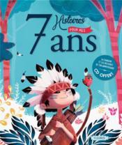 7 histoires pour mes 7 ans - Couverture - Format classique