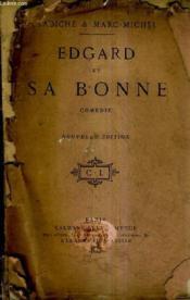 Edgard Et Sa Bonne Comedie / Nouvelle Edition - Couverture - Format classique
