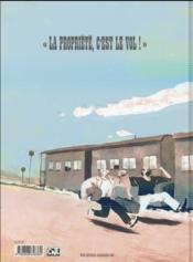 Alexandre Jacob ; journal d'un anarchiste cambrioleur - 4ème de couverture - Format classique