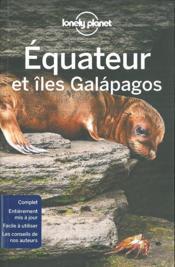 Equateur et îles galapagos (5e édition) - Couverture - Format classique