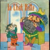 Pochette disque 45t // Le chat botté - Couverture - Format classique