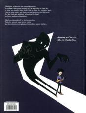 Charly Malfede - 4ème de couverture - Format classique