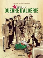 Une histoire de la guerre d'Algérie - Couverture - Format classique