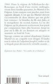 L'Enigme De Ravejouls - 4ème de couverture - Format classique