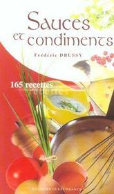 Sauces et condiments - Intérieur - Format classique