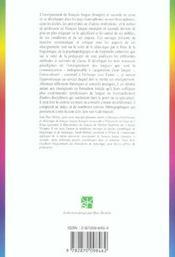 Francais Langue Etrangere Et Seconde - 4ème de couverture - Format classique