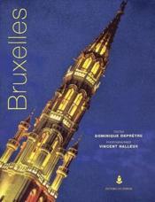 Bruxelles ; à la croisee des millénaires - Couverture - Format classique