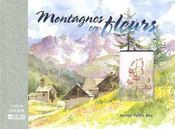 Montagne en fleurs - Couverture - Format classique