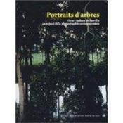 Portraits d arbres - Couverture - Format classique