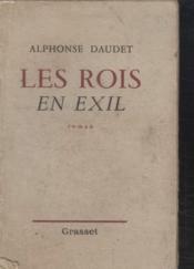 Les Rois En Exil - Couverture - Format classique