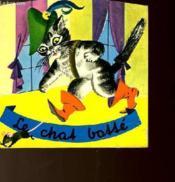 LE CHAT BOTTE (d'après les contes de PERRAULT) - Couverture - Format classique