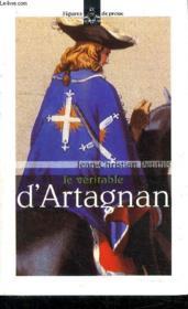 Le véritable d'Artagnan - Couverture - Format classique
