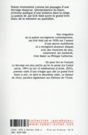 Le grand livre blanc à voir - 4ème de couverture - Format classique