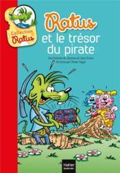 Ratus et le trésor du pirate - Couverture - Format classique
