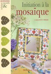 Initiation A La Mosaique - Intérieur - Format classique