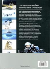 Incroyables merveilles technologiques - 4ème de couverture - Format classique